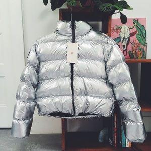 Boyfriend Puffer Jacket!